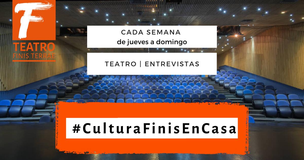 #CulturaFinisEnCasa