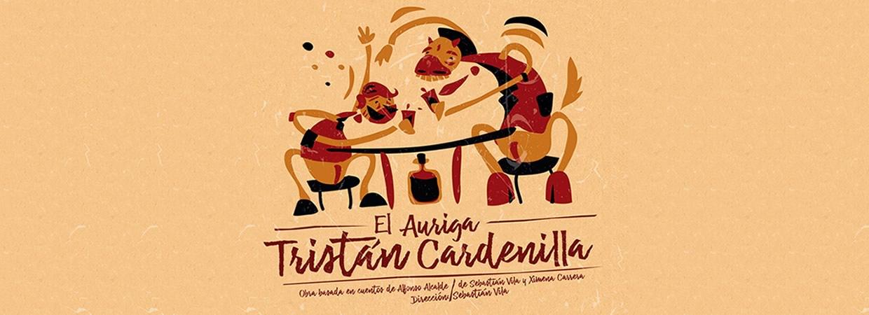 Auriga Tristán Cardenilla